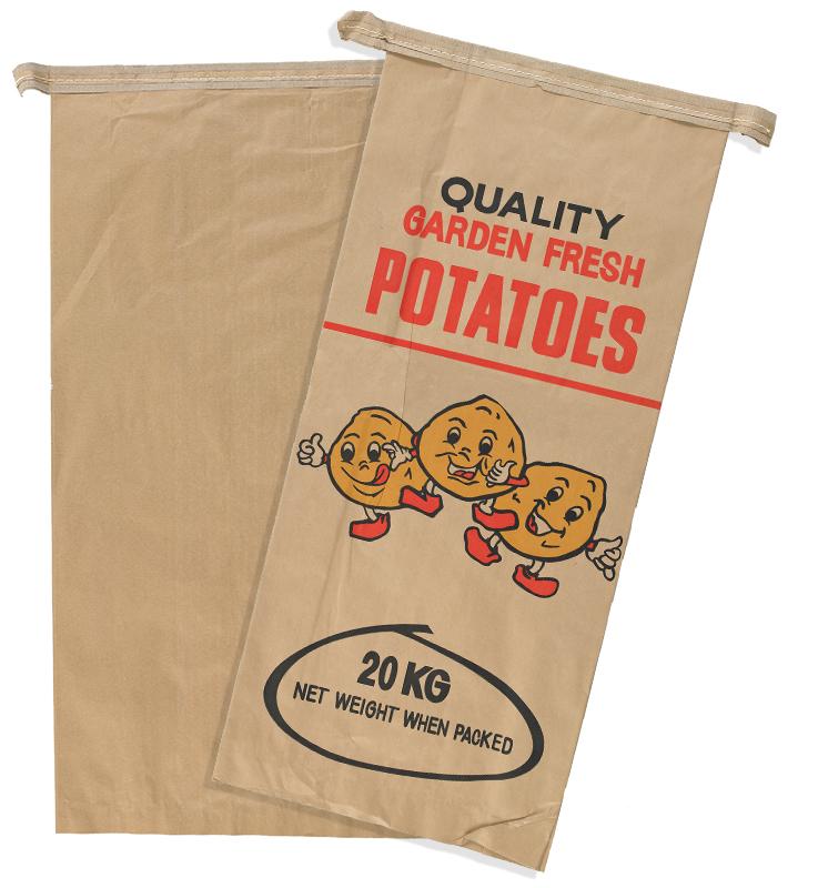 Multi-wall Kraft Bags